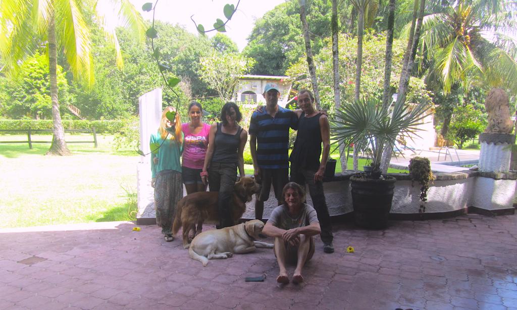 Auswanderer Costa Rica