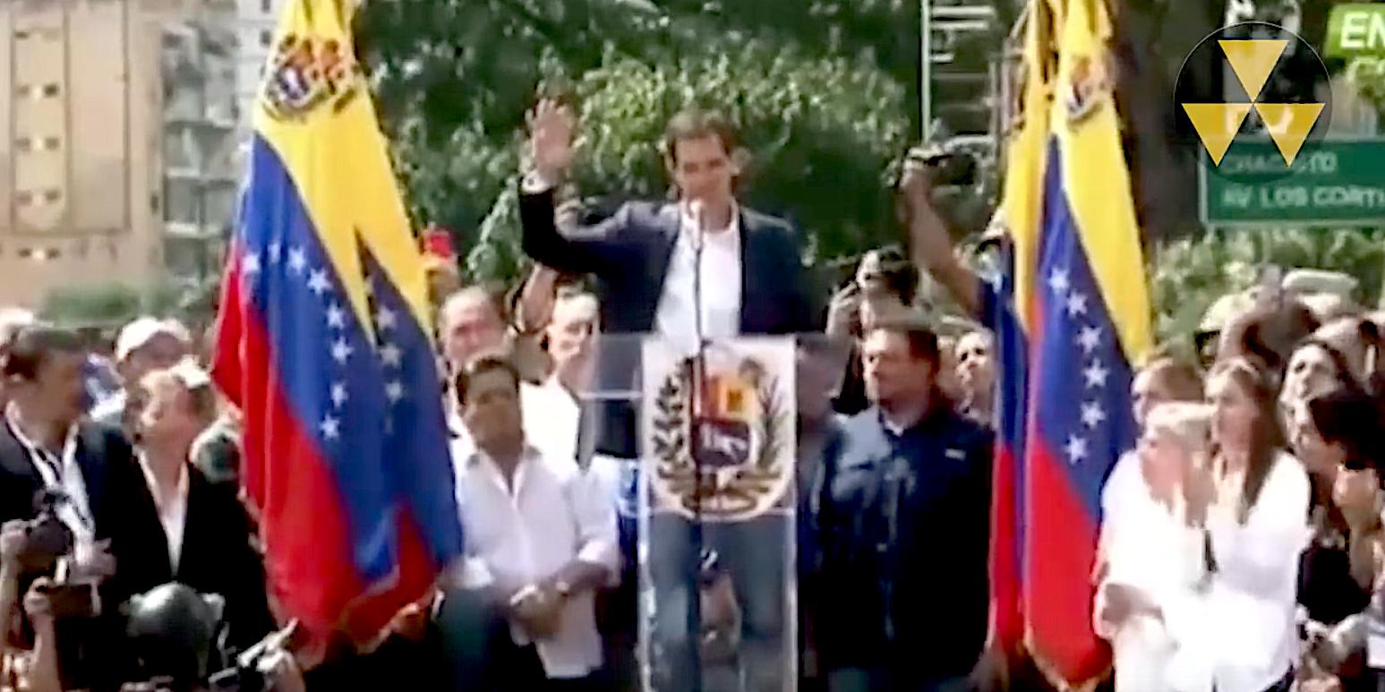 Venezuela wer gewinnt?