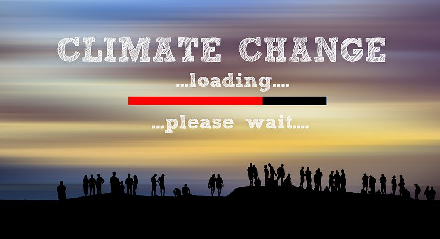 Climate Change loading