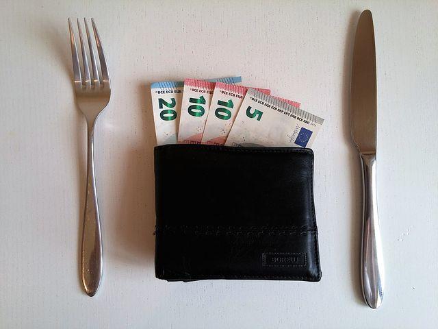 Der Kampf ums Geld